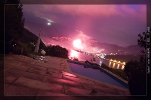 1. August-Feuerwerk